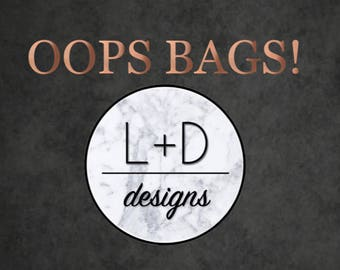 OPPS Bags