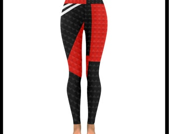 Harley's Web Low Rise Leggings