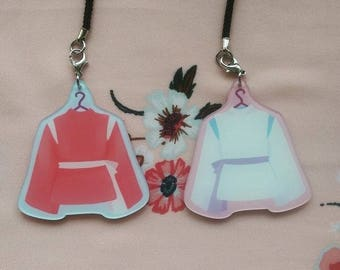 Double Sided Spirited Away Acrylic Charm