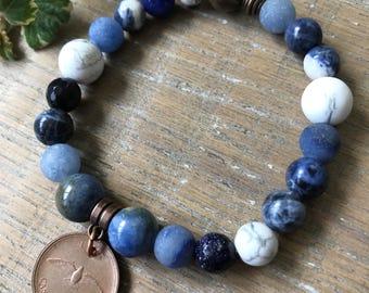 One of a kind PennyBlossom bracelet