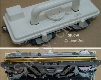 SK280 K-Carriage Complete for Singer Knitting Machine
