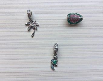 Charms 925  / Fit on Pandora bracelet