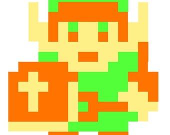 Large Zelda Glossy Vinyl Stickers / Decals The Legend of Zelda Nintendo Switch