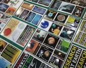 Flat Earth Ultimate Sticker Collection