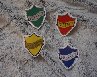 Harry Potter Prefect Stickers