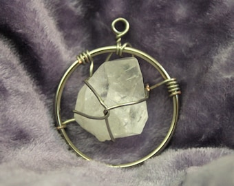 Illumination Quartz Crystal Pendant | 18