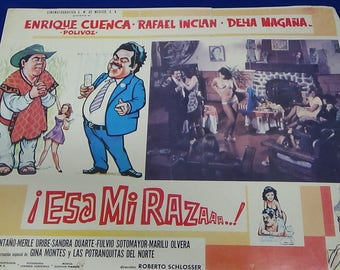 Risque Vintage Spanish Movie Posters