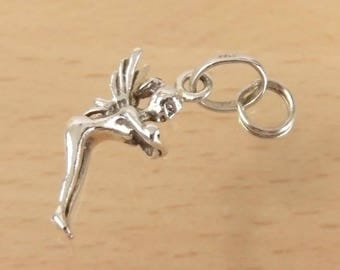 Authentic Links of London Sterling Silver Fairy Godmother Sweetie Charm