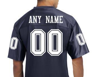 Dallas Cowboys Custom Jersey