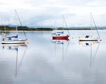 """Reflections (Mounted photo print 12"""" x 8"""" in a white mount to suit a 16"""" x 12"""" frame)"""