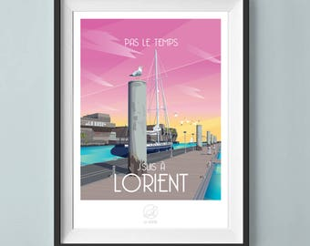 Lorient poster