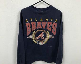 Vintage 1993 MLB Atlanta Braves Sweatshirt