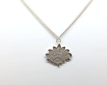 Lotus Flower Pendant