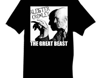 Aleister Crowley Tshirt