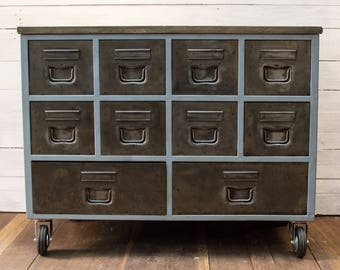 industrial drawer unit