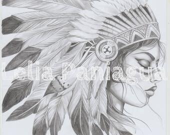 Custom Tattoo Design (L)