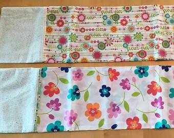Flower power pillow cases