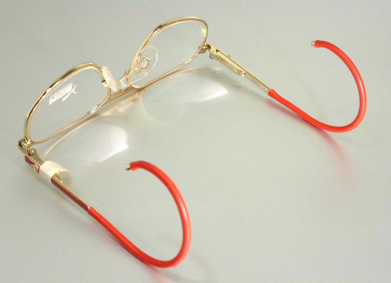 Kid\'s Unworn PUMA Cable Temple Ear Loop Vintage Early 90\'s Aviator ...