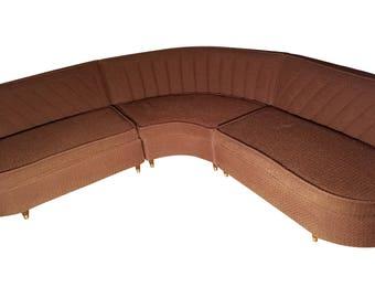 Mid Century Modern sectional / sofa