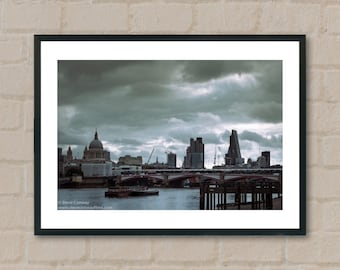 Southbank, London. Photography Prints, home decor, home prints, gifts, wall art, prints, gift ideas, home accessories, art prints