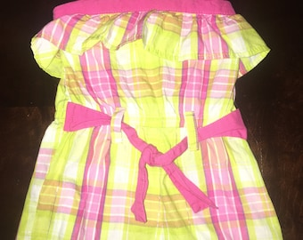 Baby girl Romper size 18 months