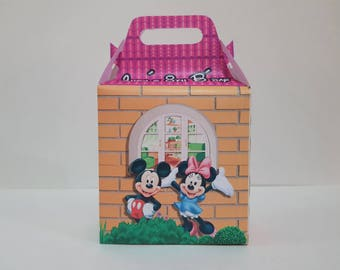 Box for sweets Mikey Mouse