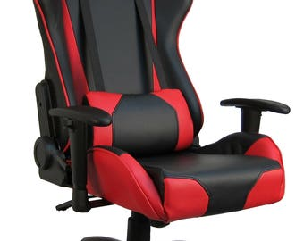 Hi Back Style Racing Gaming Chair