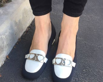 Vintage MOSCHINO loafers