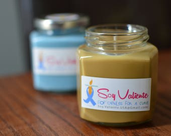 Honey Almond 9oz Soy Candle
