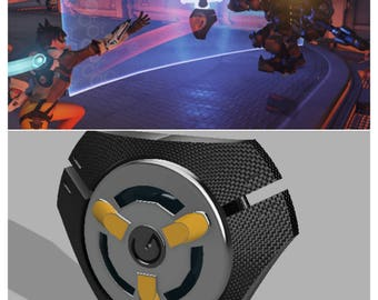 Tracer's pulse bomb 3D PRINTING FILES