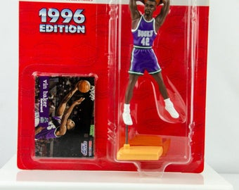 Starting Lineup 1996 NBA Vin Baker Milwaukee Bucks Action Figure