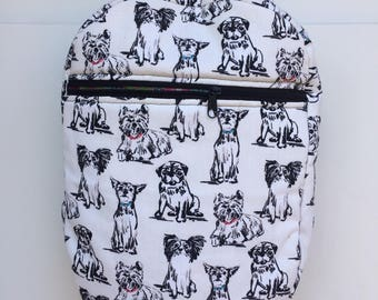 Puppy Dog Backpack