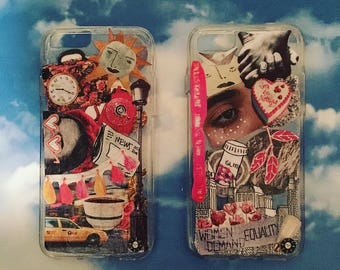 iPhone Case Collages