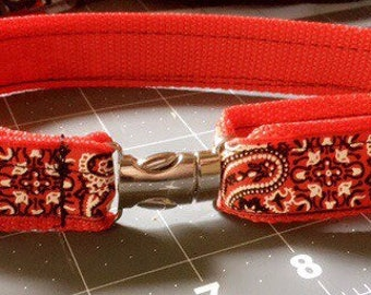 Custom dog collar for medium dogs
