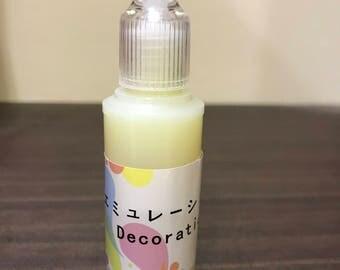 Fake Decoration Sauce - Condensed Milk