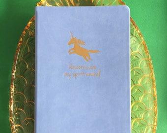 Chic Glamorous & Pretty Unicorn Notebook Journal Diary