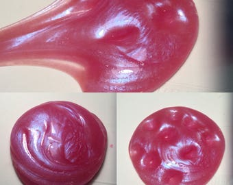 Pink Pearl Shade Shifting Slime *AMAZING COLOR!*