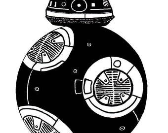 BB-9E Small Print
