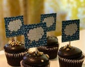 PRINTABLES - Cupcake toppers or Labels for Gaming Lovers!