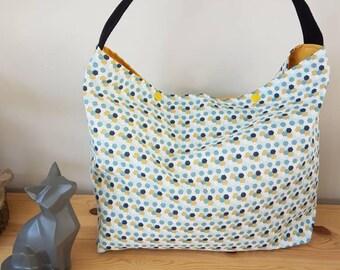 Diaper bag Hexagonal