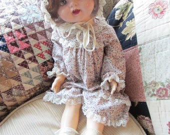 "1950's IDEAL SAUCY WALKER 22""  Tall w/ Flirty Eyes.......Beautiful Condition"