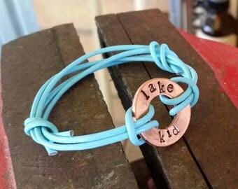 lake kid   ...Kids bracelet