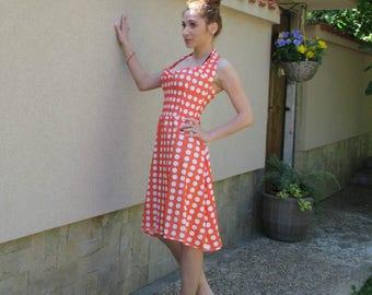 Elegant short summer dress, Mod ERIKA