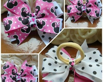 Perfect Hair Bow. Amazing gift