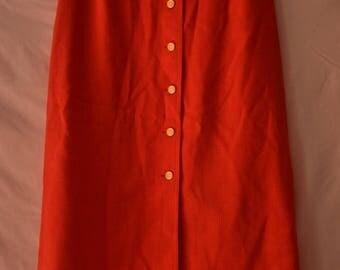 Skirt vintage long