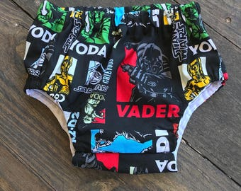 Starwars Nappy Cover