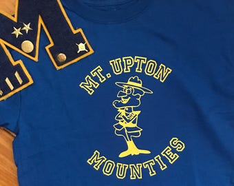 Private Listing  Mt Upton Mounties American Apparel shirt