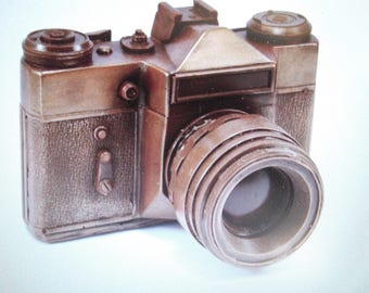 chocolate camera handmade belgium chocolate