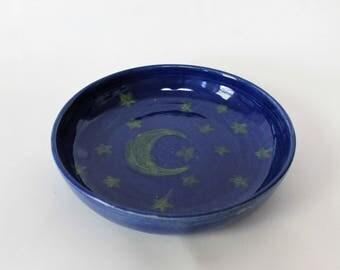 Moon and Stars Dish