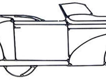 Wireart 1936 BUICK